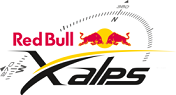 Логотип RebBull X-Alps