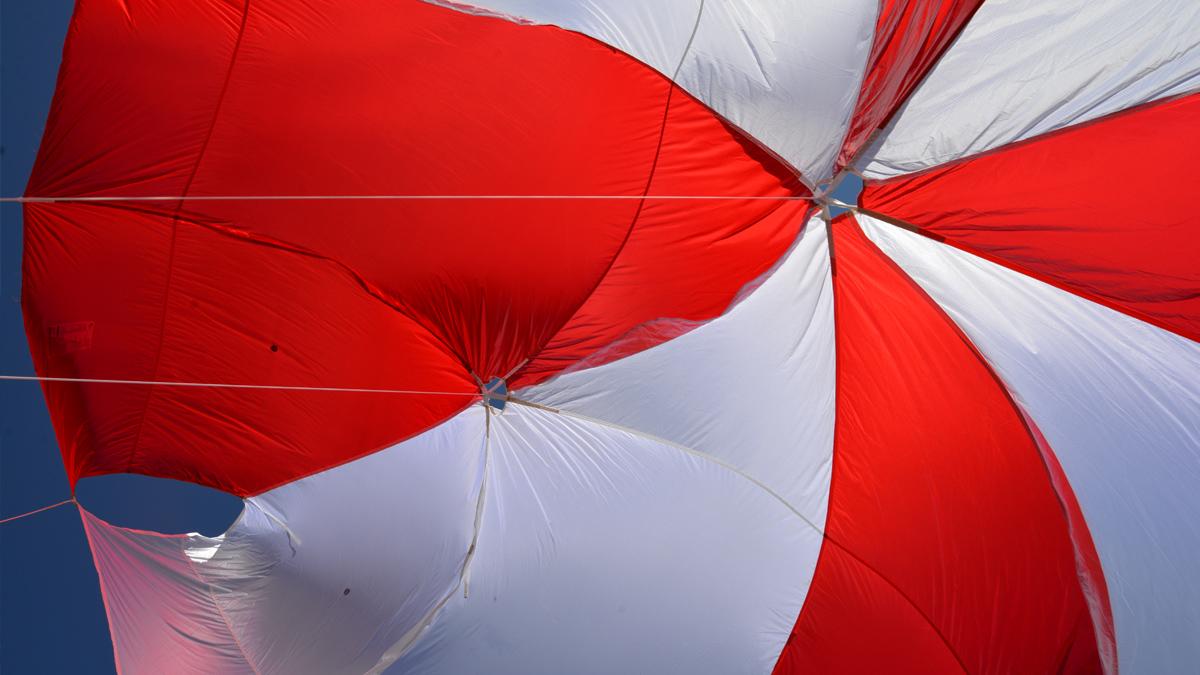 SupAir Fluid - SupAir Fluid квадратный спасательный парашют