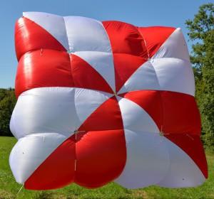 SupAir Fluid спасательный парашют