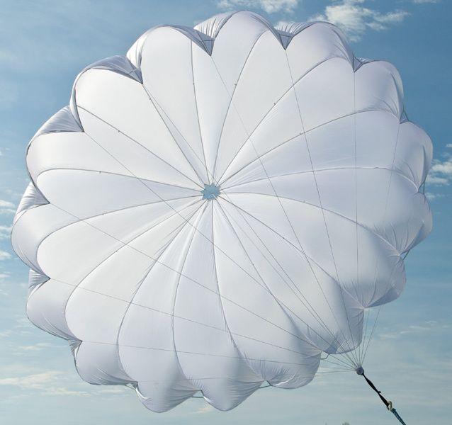 SC Rescue Light - Легкий спасательный парашют от Скай Кантри