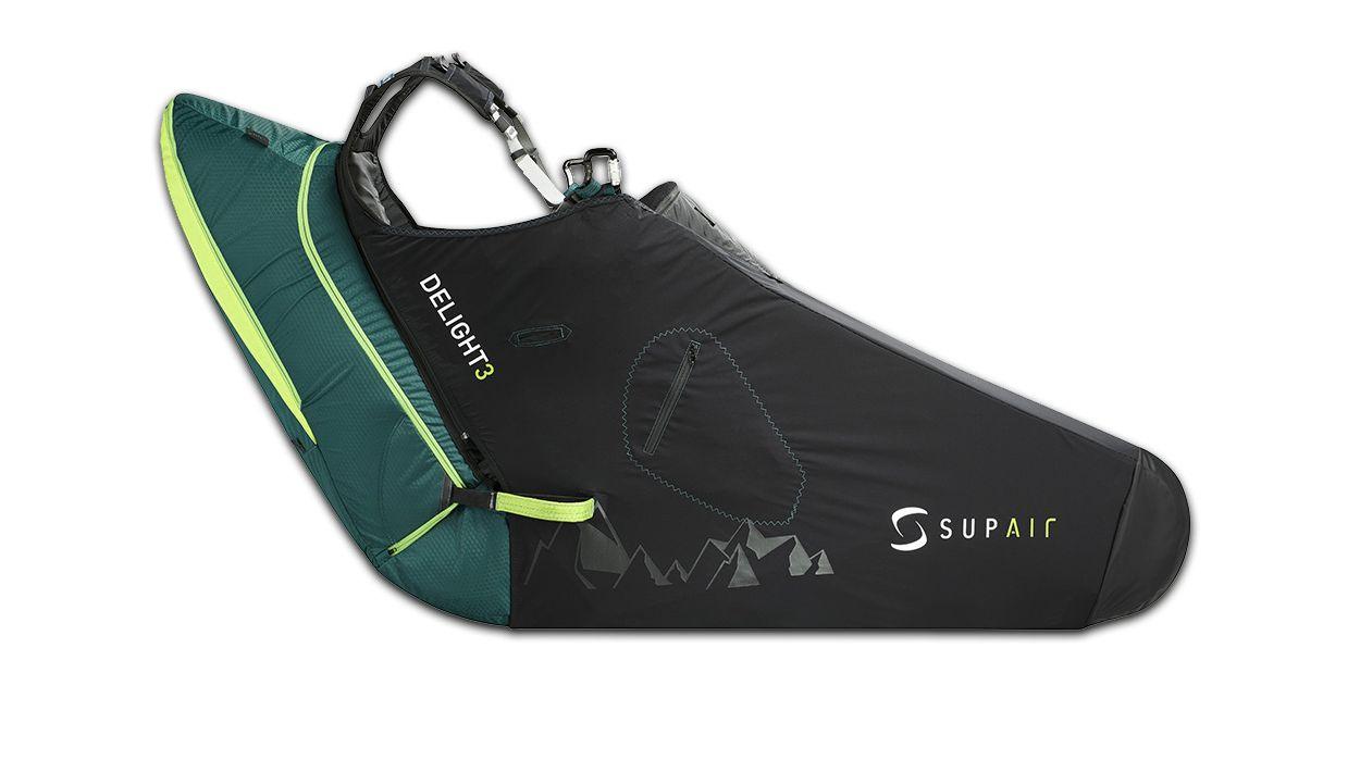 Подвесная система SupAir DeLight 3 вид сбоку