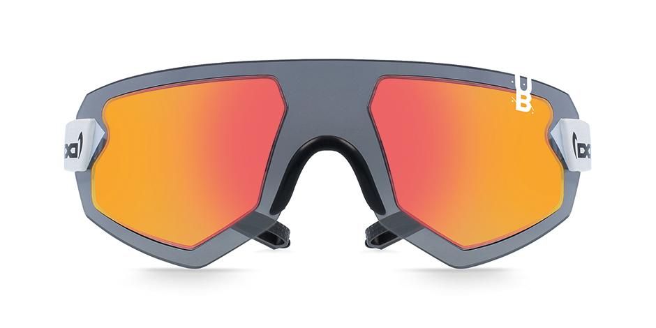 Спортивные очки без оправы Gloryfy Helioz G9