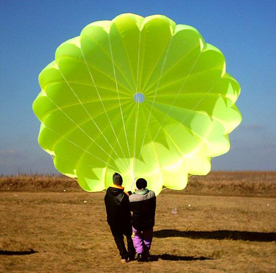 SC Rescue Light - Облегченный парашют от Скай Кантри