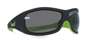 Купить Спортивные, неломающиеся очки GloryFy G3 Devil Green вид в полоборота