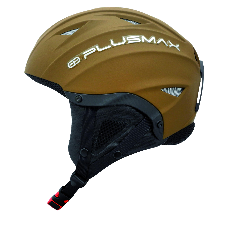 PlusMax PlusAir1 - шлем PlusMax PlusAir цвет Коричневый