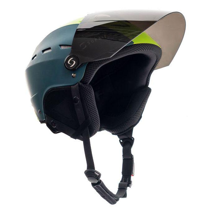 SupairVisor - Шлем SUPAIRVISIR поднято стекло