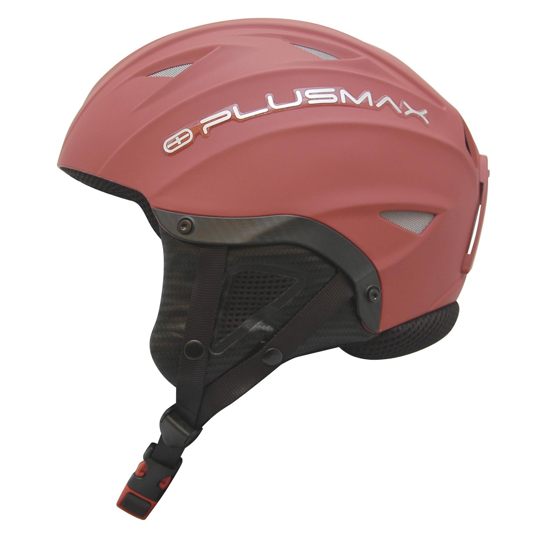 PlusMax PlusAir1 - шлем PlusMax PlusAir цвет Красный