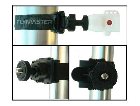Flymaster TAS - Mount of Flimaster TAS HG
