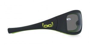 Купить Спортивные, солнцезащитные очки GloryFy G3 Devil Green вид сбоку