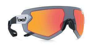 Купить Спортивные, солнцезащитные очки GloryFy G9 XTR HELIOZ STRATOS RED вид в полоборота