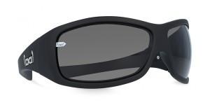 Купить Спортивные, неломающиеся очки GloryFy G3 Black Matt вид в полоборота