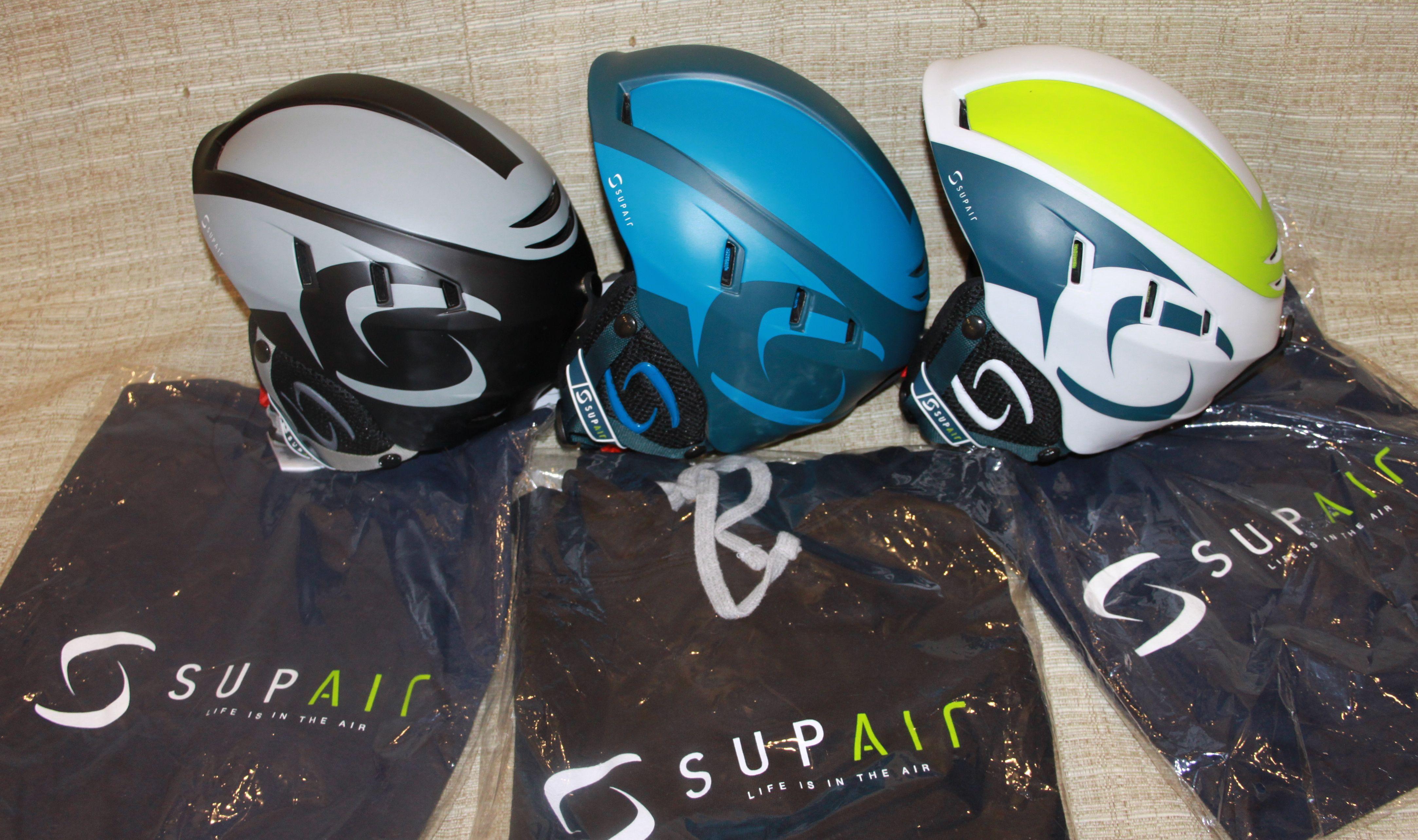 шлемы SupAir Pilot