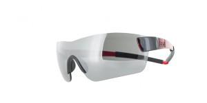 Купить Спортивные солнцезащитные очки GloryFy G9 PRO RED GRADIENT вид в полоборота