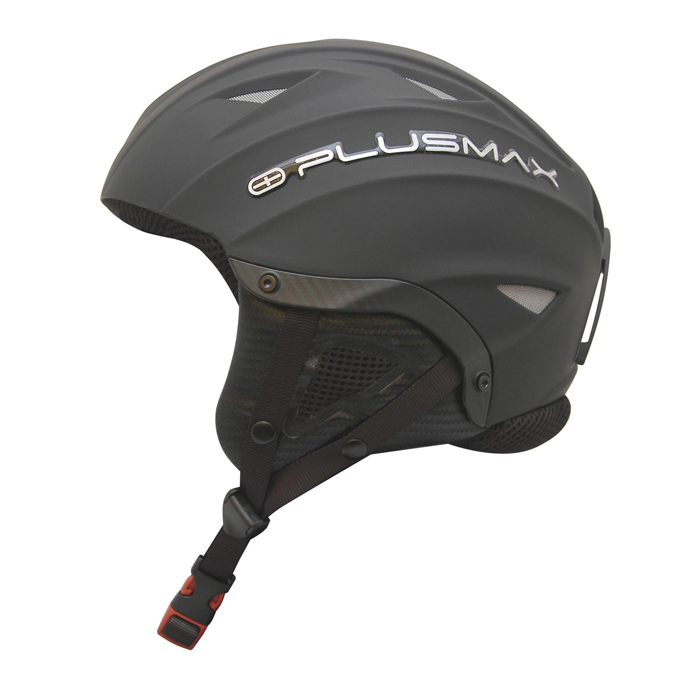 PlusMax PlusAir1 - шлем PlusMax PlusAir цвет Черный