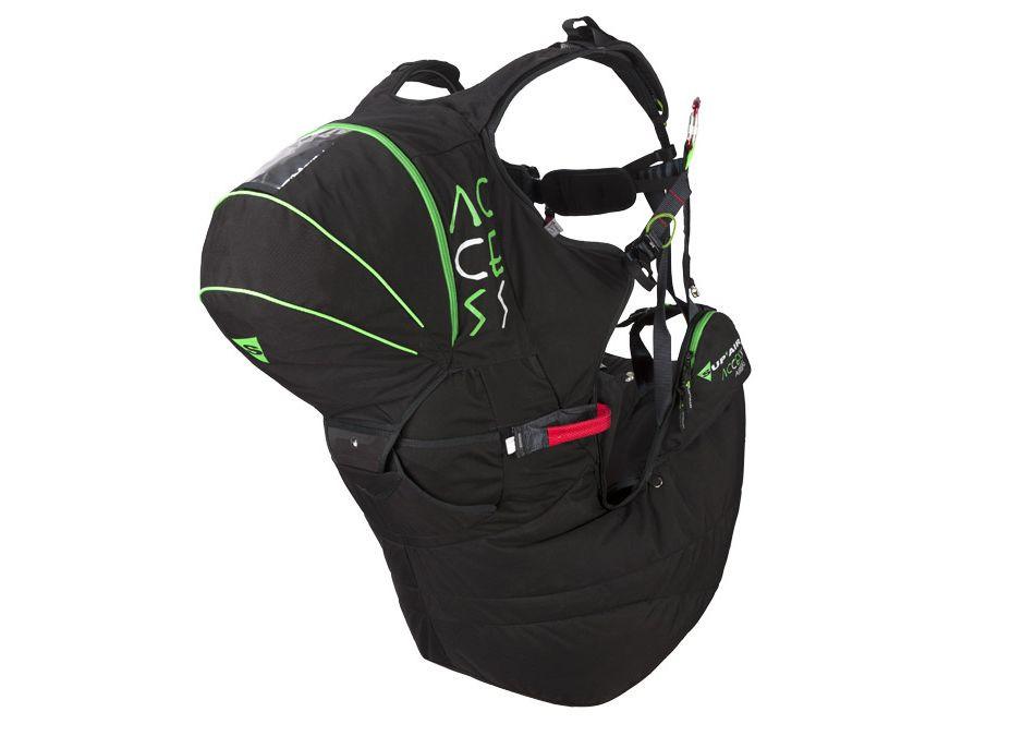 SupAir Access Airbag - SupAir Access AirBag вид сзади