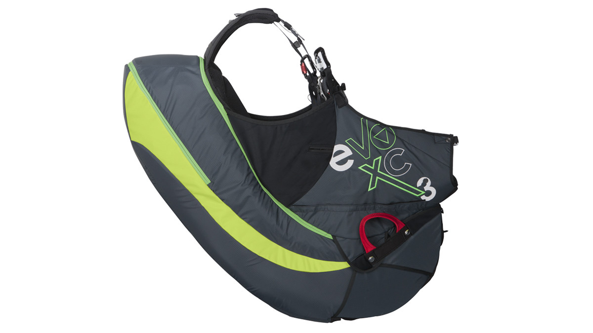 SupAir Evo XC-3 - SupAir Evo XC3 вид с сбоку