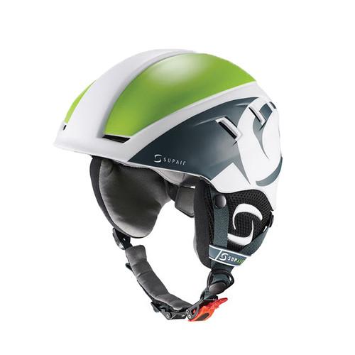 SupAir Pilot - Шлем Supair Pilot цвет Petrol Green White