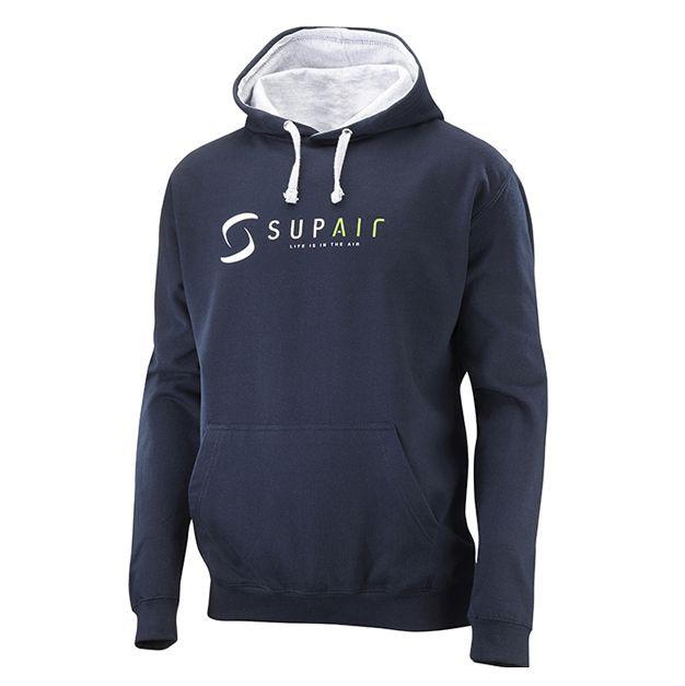SupAir Hooded Sweatshirt - Толстовка SupAir с капюшоном, внешний вид