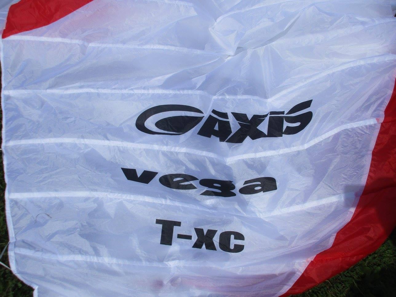 Axis Vega-XCT - Vega XCT - тандемный параплан