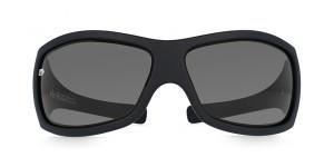 Купить Неломающиеся очки GloryFy G3 Black Matt вид спереди