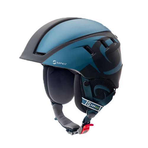 SupAir Pilot - Шлем Supair Pilot цвет Petrol Black